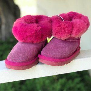 Hot Pink Toddler Short Uggs